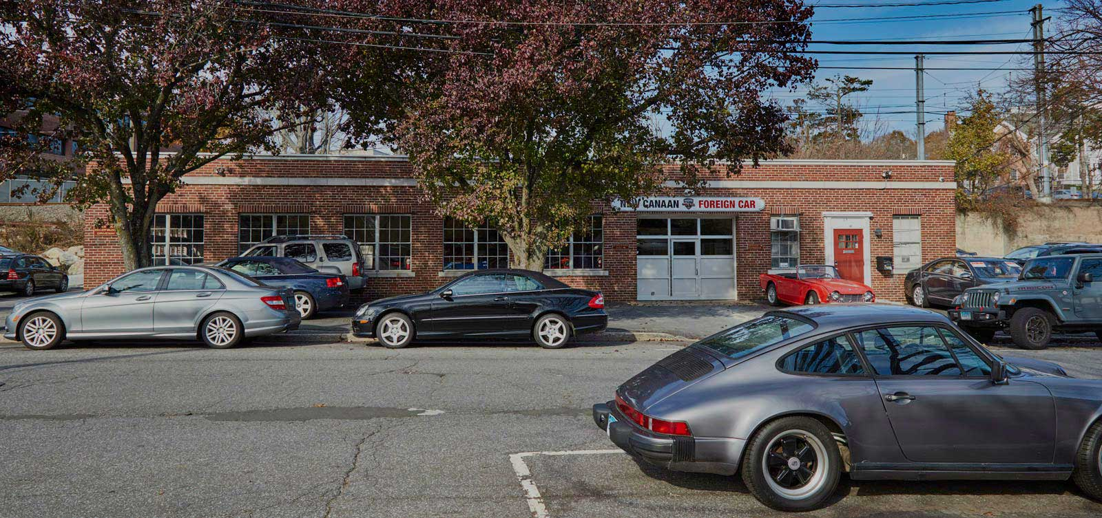 New Canaan Foreign Car Service