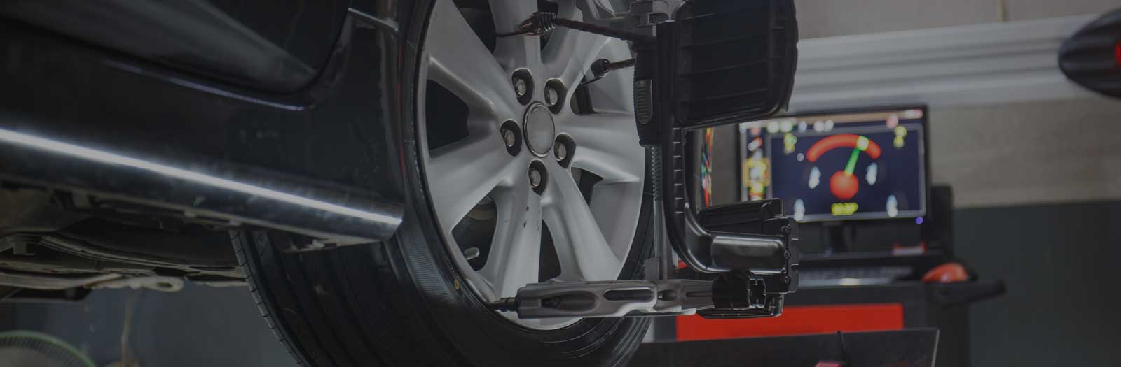 wheel alignment & Tire Balancing