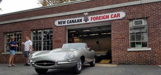 New Canaan Foreign Car Service, Inc.
